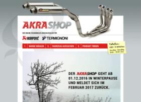 Akra-shop.de thumbnail