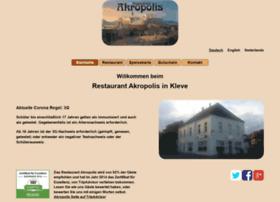 Akropolis-kleve.de thumbnail