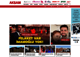 Aksam.com.tr thumbnail