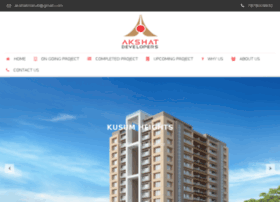 Akshatmaruti.in thumbnail