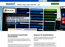 Aktienfinder.net thumbnail