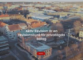Aktivrevision.se thumbnail
