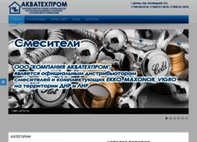 Akvatehprom.ru thumbnail
