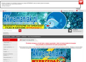 Akwamaniak.pl thumbnail
