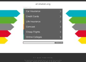 Al-shatat.org thumbnail