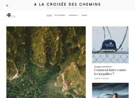 Alacroiseedeschemins.fr thumbnail