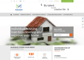 Alamana.org.ma thumbnail