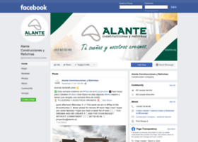 Alante.es thumbnail