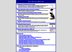 Alanwood.net thumbnail