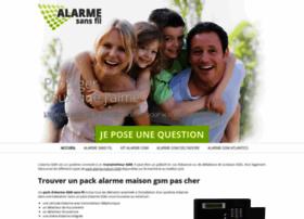 Alarmes at wi alarmes gsm packs alarmes maison for Alarme maison comparatif