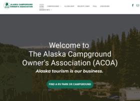 Alaskacampgrounds.net thumbnail