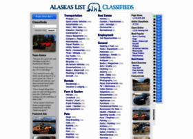 Alaskaslist.com thumbnail