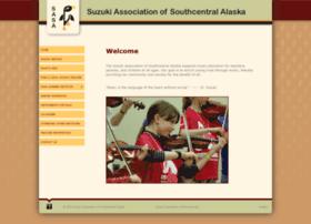 Alaskasuzuki.org thumbnail
