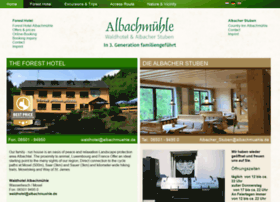 Albachmuehle.de thumbnail