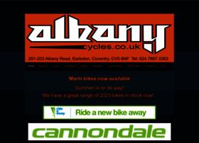 Albanycycles.co.uk thumbnail