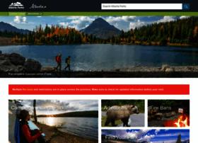 Albertaparks.ca thumbnail