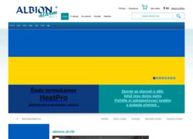 Albionalarm.cz thumbnail