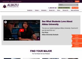 Albizu.edu thumbnail