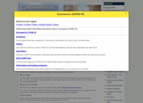 Albyn.net thumbnail