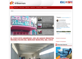 Alcaldiadeiribarren.com.ve thumbnail