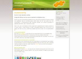 Alcoholconsulent.nl thumbnail
