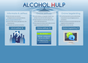 Alcoholhulp.be thumbnail