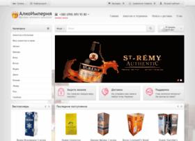 Alcoimperia.com.ua thumbnail
