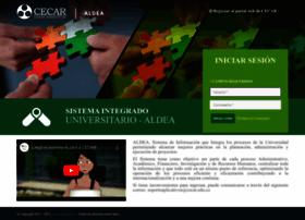 Aldea.cecar.edu.co thumbnail