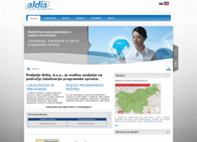 Aldia.si thumbnail