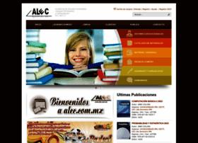 Alec.com.mx thumbnail