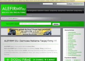 Alefirmy.eu thumbnail