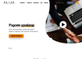 Aleja-finance.si thumbnail