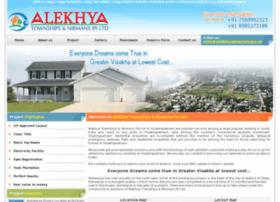 Alekhyatownships.in thumbnail