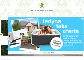 Aleksandriapark.pl thumbnail