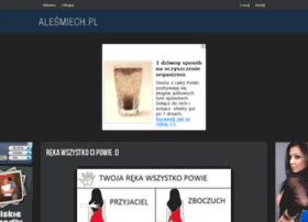Alesmiech.pl thumbnail