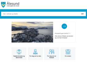 Alesund.vgs.no thumbnail