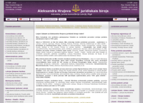 Alex-lawyer.lv thumbnail