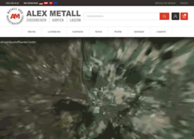 Alex-metall.com thumbnail