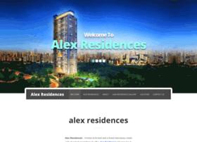 Alex-residences.officialnewlaunch.com thumbnail