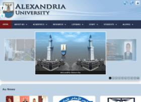 Alex.edu.eg thumbnail