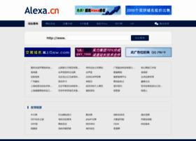 Alexa.cn thumbnail