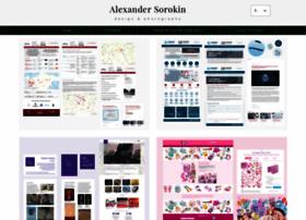 Alexandersorokin.ru thumbnail