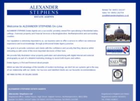 Alexanderstephens.co.uk thumbnail