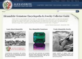 Alexandrite.net thumbnail