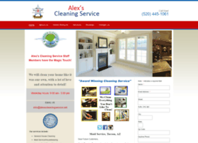 Alexscleaningservice.net thumbnail