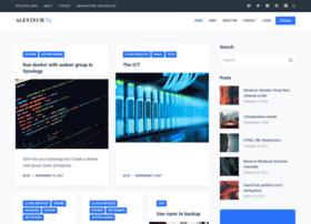 Alextech.tips thumbnail
