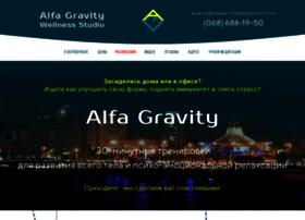Alfa-gravity.dp.ua thumbnail