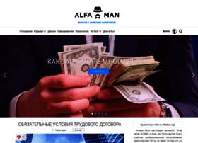 Alfaman.org thumbnail