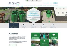 Alfamec.com.br thumbnail
