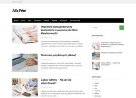 Alfaprim.com.pl thumbnail